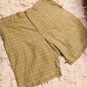 Men's PROGOLF shorts.